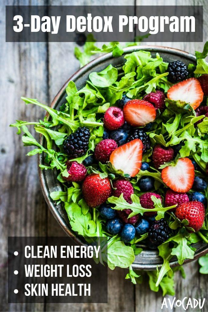 Foods To Eat To Detox Skin