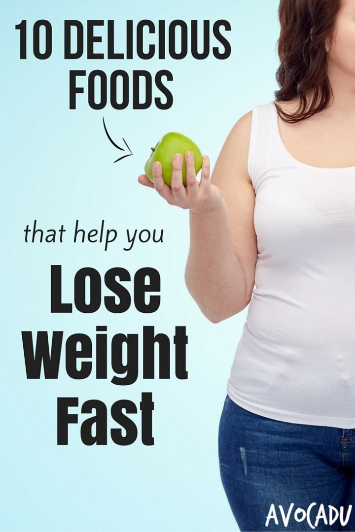 how to lose weight on your back fast