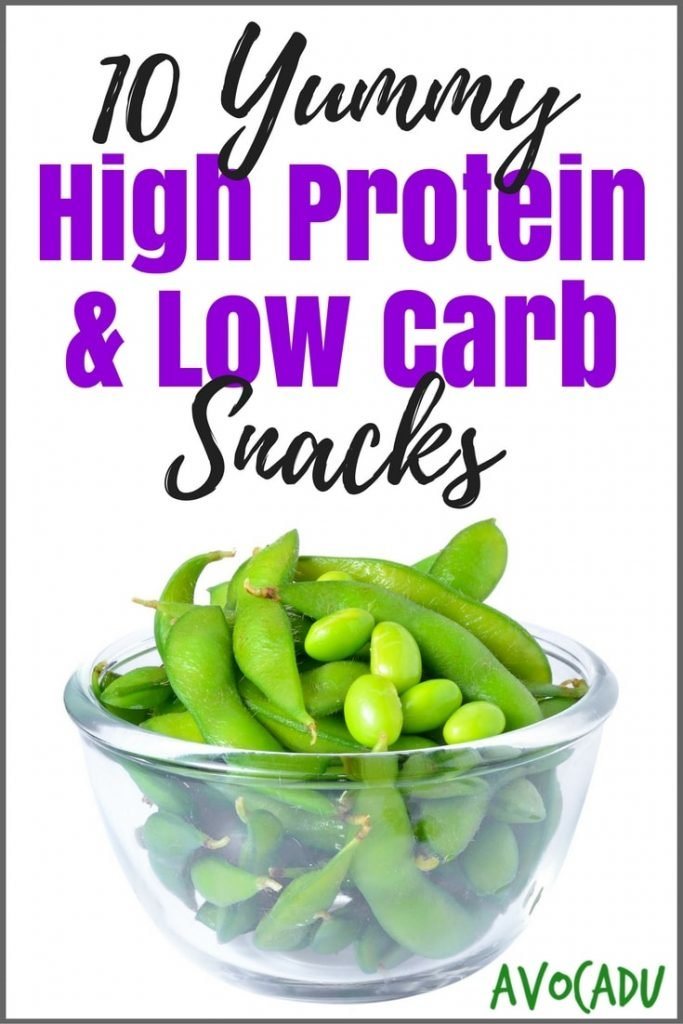 High Protein Low Carb Foods And Snacks