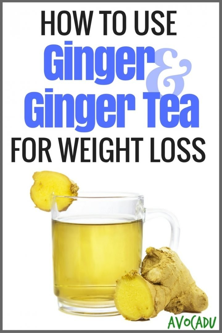 how to make ginger root tea for nausea