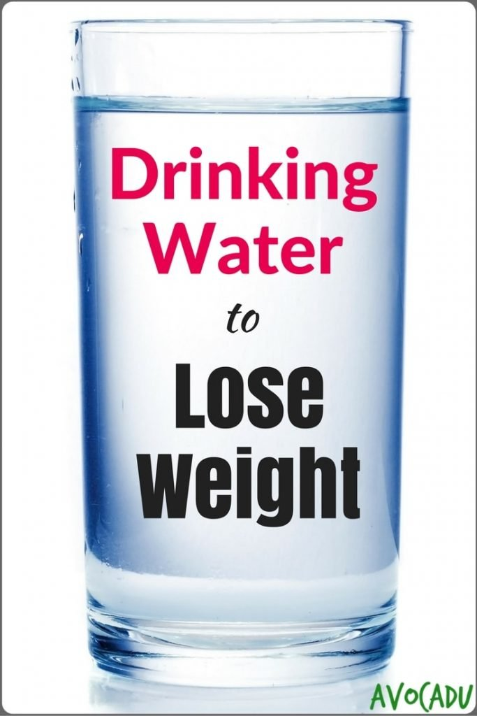 Can I Lose Weight By Just Drinking More Water