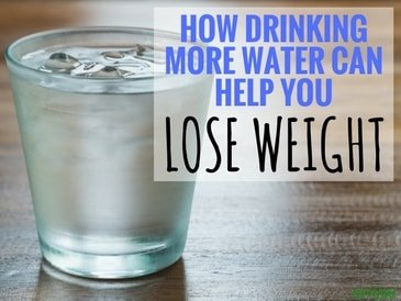 How Drinking More Water Can Help You Lose Weight