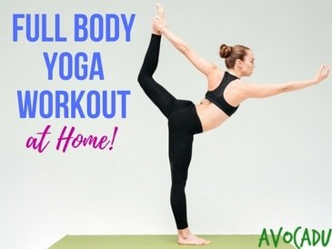 Full Body Yoga Workout at Home
