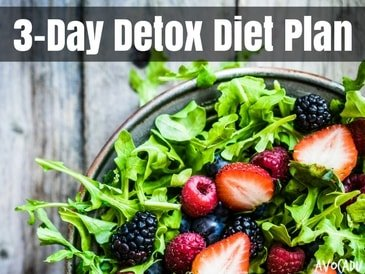 3-Day Detox Diet Plan