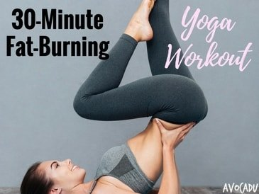 30-Minute Fat Burning Yoga Workout for Beginners