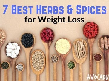13 Best Herbs and Spices for Weight Loss