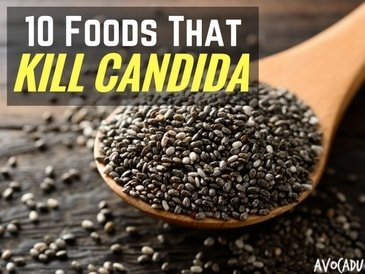 10 Foods That Kill Candida