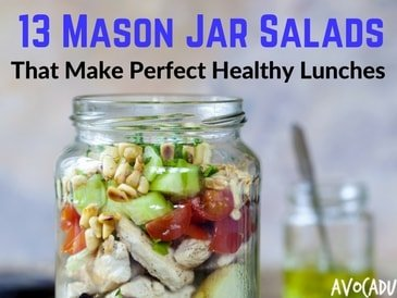 13 Mason Jar Salads That Make Perfect Healthy Lunches