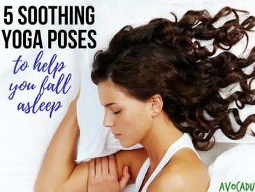 5 Soothing Yoga Poses To Help You Fall Asleep