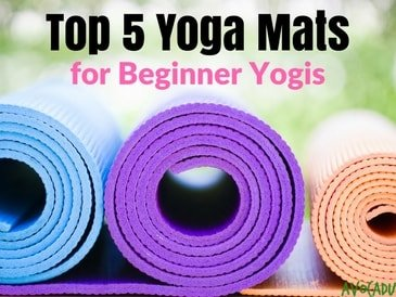 The 5 Best Yoga Mats for Beginner Yogis