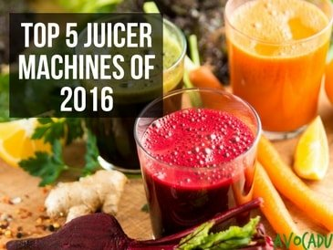 The Top 5 Juicer Machines of 2016