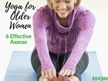 Yoga for Older Women, 8 Effective Asanas