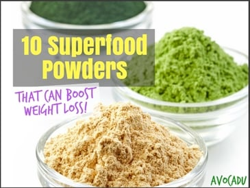best superfood powder for weight loss