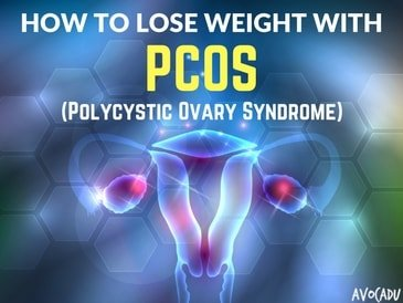how to lose weight with pcos naturally